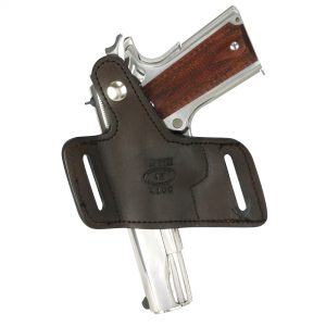 Kirkpatrick Leather 4100 OWB holster backside