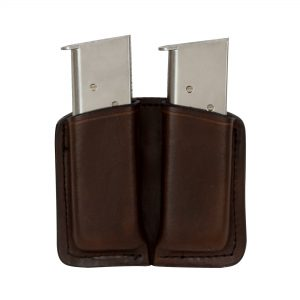 Kirkpatrick Leather 62D Double mag pouch