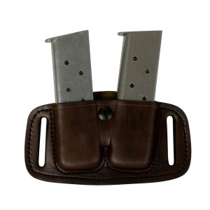 Kirkpatrick Leather Bikini double mag carrier