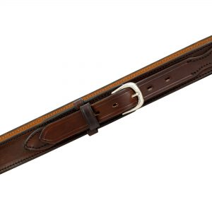 Kirkpatrick B70 ranger leather belt