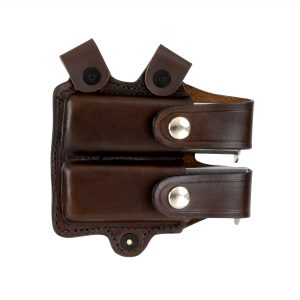 Kirkpatrick Leather K400 Horizontal mag carrier for shoulder holster
