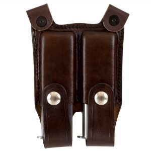 Kirkpatrick Leather K400 vertical mag carrier for shoulder holster