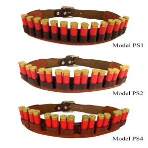 Kirkpatrick Leather PS Shotshell belts