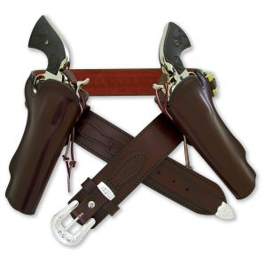 Kirkpatrick Leather Prospector western holster