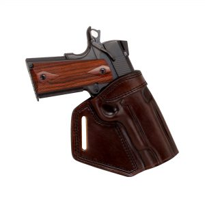Kirkpatrick Leather Crossdraw belt holster