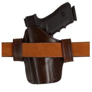 Kirkpatrick Leather TRC OWB holster back view