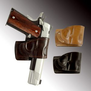Kirkpatrick TYS OWB leather holster for 1911