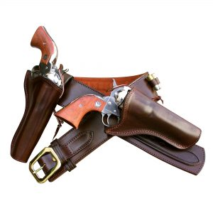 Kirkpatrick Leather Tequila Western gun belt