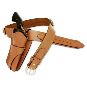Kirkpatrick Leather Texan Western holster for colt single action army