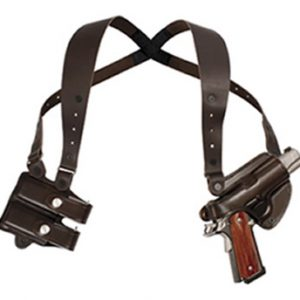 Kirkpatrick Leather Comfort Carry Shoulder holster