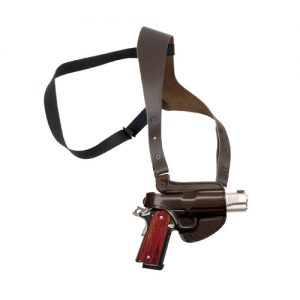 Kirkpatrick Leather Detective shoulder holster