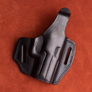 Kirkpatrick Leather 2000 OWB HKP2000 gun leather holster