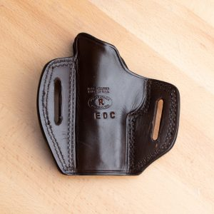 Kirkpatrick 2010 OWB holster for Wilson combat EDC backside