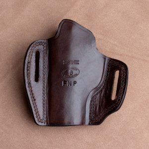 Kirkpatrick 2010 FNP 9 OWB holster backside