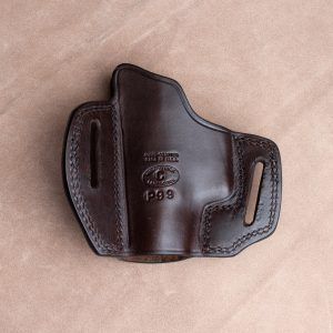 Kirkpatrick 2010 Walther P99 compact OWB holster backside