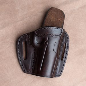 Kirkpatrick Leather OWB springfield EMP4 Leather gun holster