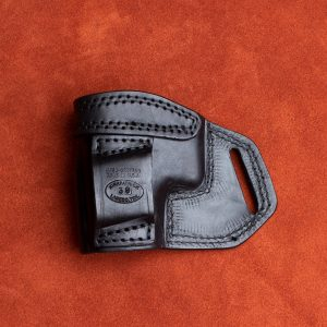 Kirkpatrick TCD Glock 39 OWB holster backside