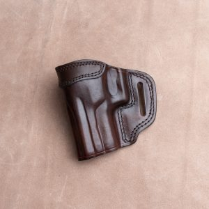 kirkpatrick Leather TSS OWB Sig P250 leather gun holster