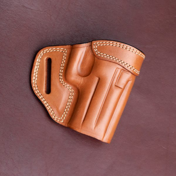 TSS OWB holster for the P2000 in tan