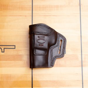 Kirkpatrick gun holster for the Taurus PT908 backside