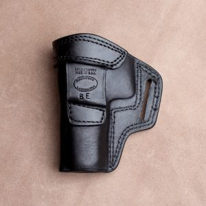 Kirkpatrick TSS Desert Baby Eagle OWB holster backside