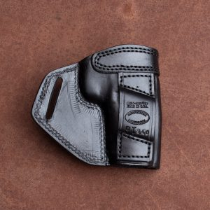 Kirkpatrick TCD Taurus PT940 OWB holster Backside