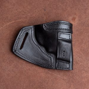 Kirkpatrick TCD Taurus 85 OWB holster backside